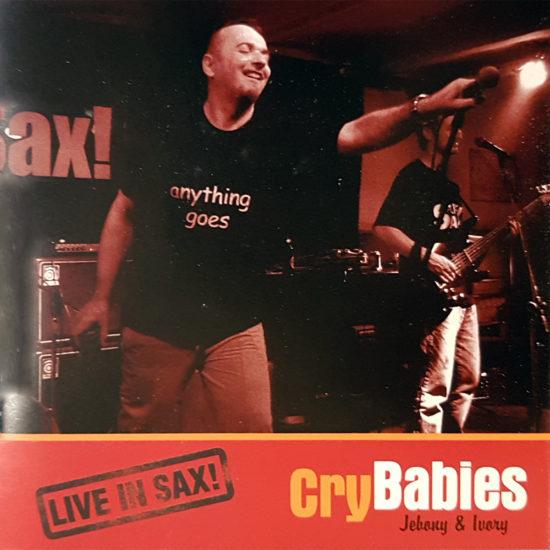 Jebony & Ivory, Live in SAX
